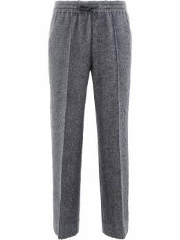 Undercover расклешенные брюки с поясом на шнурке UCV15082