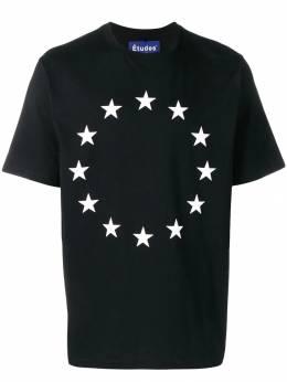 Etudes футболка 'Wonder Europa' E14B42701