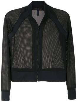Lygia & Nanny куртка-бомбер с сетчатыми вставками 45010051