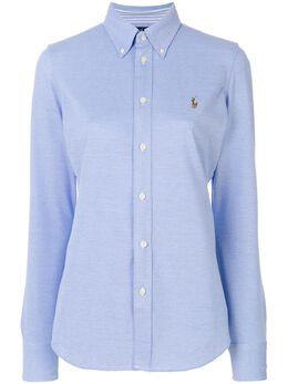 Polo Ralph Lauren оксфордская рубашка кроя слим 211664427001