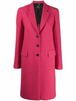 Ps by Paul Smith твидовый пиджак W2R125CA30415