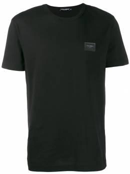 Dolce&Gabbana футболка свободного кроя G8KJ9TFU7EQ