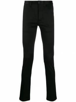 Saint Laurent брюки чинос облегающего кроя 582300Y812K