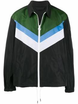 Diesel спортивная куртка в стиле колор-блок 00SUDZ00JVL