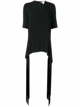 Stella McCartney блузка с кисточками 577090SCA06