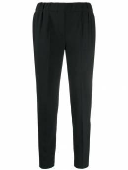 Brunello Cucinelli укороченные зауженные брюки M0W07P6818C2803