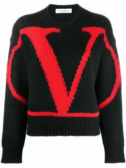 Valentino джемпер с логотипом VLOGO SB3KC05E4QK