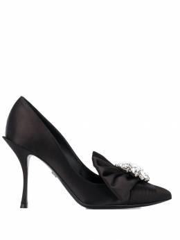 Dolce&Gabbana туфли-лодочки с кристаллами CD1303A7630