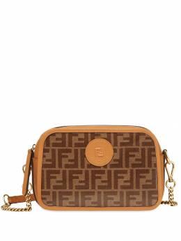 Fendi каркасная сумка на плечо 8BT287A6VO