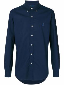 Polo Ralph Lauren рубашка с контрастным логотипом 710705269006