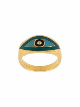 Nialaya Jewelry кольцо Skyfall Evil Eye WRING060