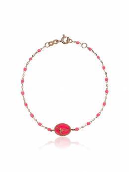 Gigi Clozeau браслет 'Flamingo' с бусинами B3JU001R29