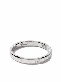 Chopard кольцо Ice Cube Pure с бриллиантом 8277021226