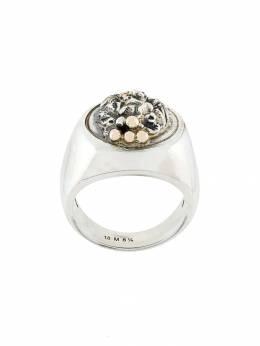 Ugo Cacciatori кольцо с розой RN093OGN