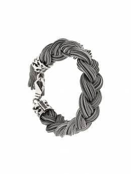 Emanuele Bicocchi braided bracelet FKB01