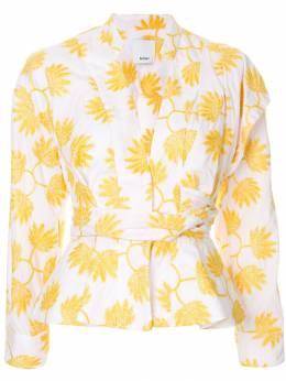 Acler рубашка Lella AW190109TW