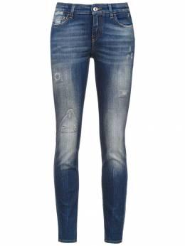 Dolce&Gabbana джинсы скинни с эффектом потертости FTAQWDG889I