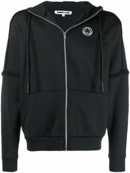 MCQ by Alexander McQueen куртка на молнии с капюшоном 562423RMT19