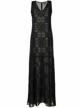 Alcacuz длинное платье London N938203PP
