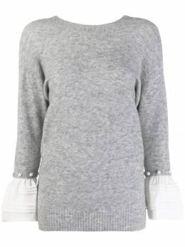 3.1 Phillip Lim свитер с V-образным вырезом P1917276LVL