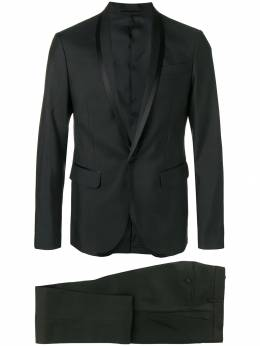 Dsquared2 silk trimmed dinner suit S74FT0330S39408
