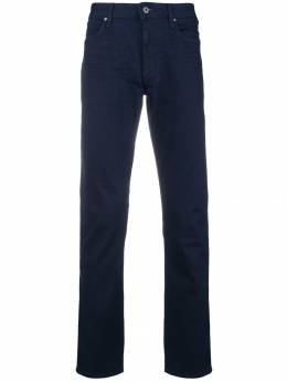 Emporio Armani slim fit trousers 8N1J061D0IZ