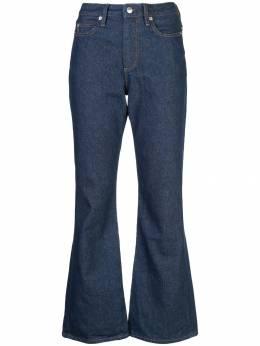 Simon Miller расклешенные джинсы с декоративной строчкой W0111139