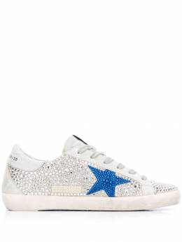 Golden Goose кеды Superstar G34WS590O39