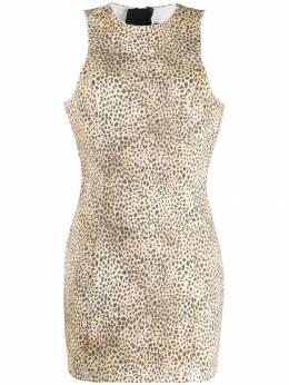 Alexander Wang платье с принтом 4DC2196545