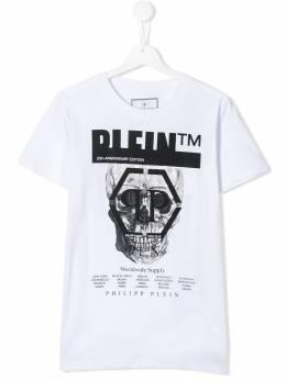Philipp Plein Junior футболка 20th Anniversary F19CBTK0745PJY002N