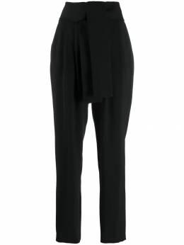 P.a.r.o.s.h. брюки с завязкой на поясе PIRATYXD230388