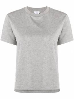 Thom Browne свободная футболка джерси с короткими рукавами FJS036A05398