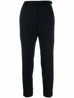 Brunello Cucinelli укороченные классические брюки MB526P6572C101