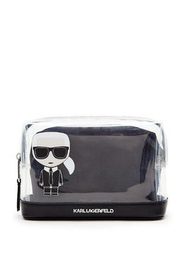 Косметичка с внутренним отделением Karl Lagerfeld 682142138