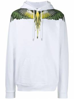 Marcelo Burlon County Of Milan худи с принтом Wings CMBB007E196300010188