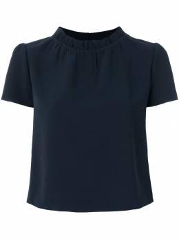 Emporio Armani gathered blouse 3Z2K652NWQZ