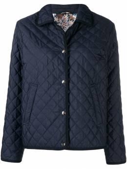 Salvatore Ferragamo куртка-пуховик короткой длины 717090