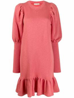 Ulla Johnson платье-трапеция с оборками PF190703
