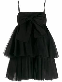 Brognano tulle mini dress 27BR1A02194773