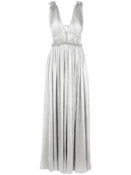 Jonathan Simkhai плиссированное платье макси 3191038L