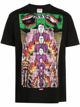 Supreme футболка Gilbert & George Death SU6764
