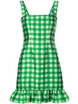 Cynthia Rowley платье мини Stella 19S1DR21PL