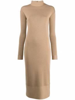 Agnona облегающее платье-свитер ASL90AR0Z7