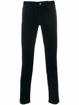 Dolce&Gabbana брюки кроя слим GYD2LDG8BL1