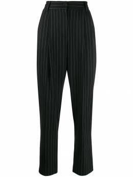P.a.r.o.s.h. брюки с завышенной талией и складками LESSOND230385
