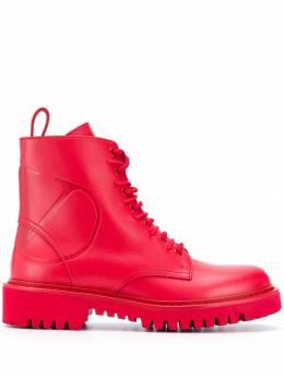 Valentino Garavani ботинки с логотипом VLogo SW2S0P39JZI