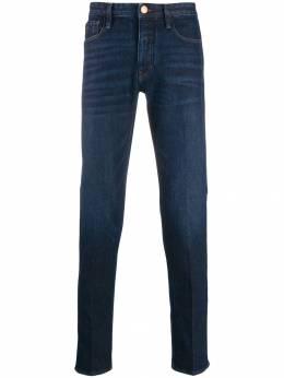 Emporio Armani брюки узкого кроя 6G1J751D8HZ
