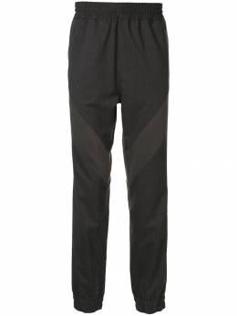 Yoshiokubo брюки в спортивном стиле YKF19406