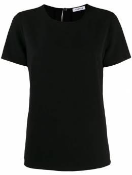 P.a.r.o.s.h. блузка с круглым вырезом PIRATYXD310235X