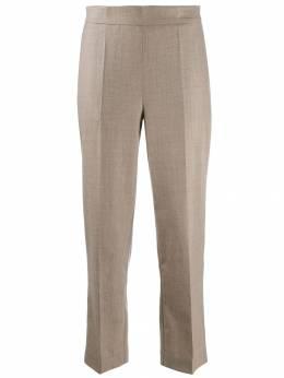 Erika Cavallini укороченные брюки Casha P9AF04